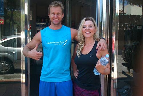 Personal Trainer Marbella - Circuit Training Marbella - Personal Trainer Marbella
