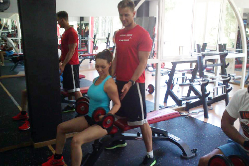Personal Trainer Marbella - Teenager Training Marbella - Personal Trainer Marbella